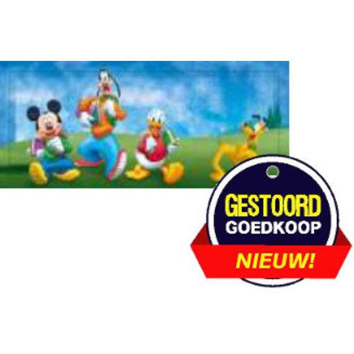 Disney Donald Duck Poster - in het park - 10x30 cm   - Copy - Copy - Copy
