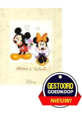 Disney Micky Mouse Poster - Mickey & Minnie - 13x18 cm