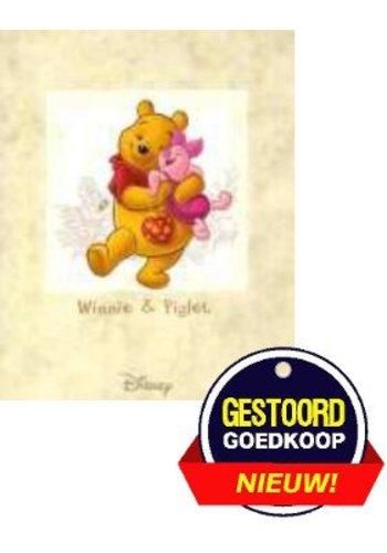 Disney Winnie the Pooh Poster - Winnie & knorretje - 13x18 cm