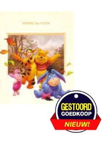 Disney Winnie the Pooh Poster - vriendschap - 13x18 cm