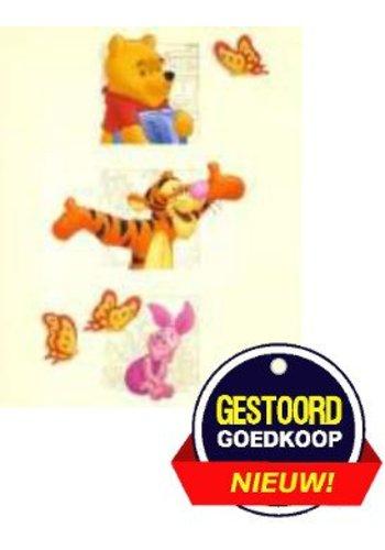 Disney Winnie the Pooh Poster - vrienden - 13x18 cm