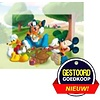 Disney Micky Mouse Poster - in het bos - 13x18 cm