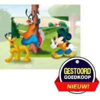 Poster - Goofy in de boom  - 13x18 cm