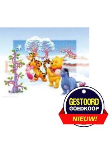 Disney Winnie the Pooh Poster - schaatsbaan  - 13x18 cm - Copy