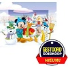Disney Micky Mouse Poster - sneeuwpop - 13x18 cm