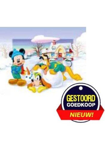 Disney Micky Mouse Poster - Pluto & Goofy - 13x18 cm