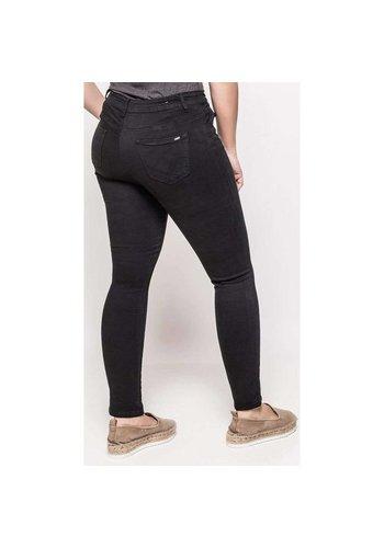 Daysie Jeans Dames-jeans van Daysie Jeans - zwart