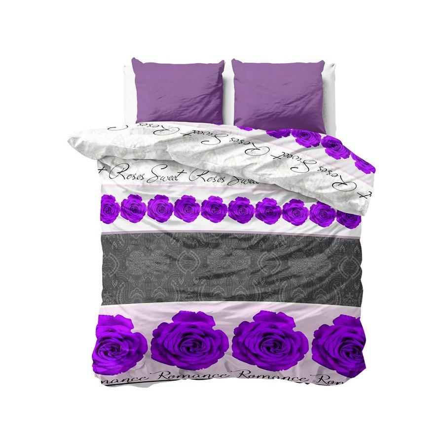 Romance Rose 3 Purple