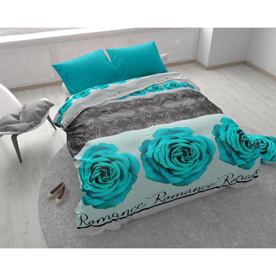 Romance Rose 3 Turquoise
