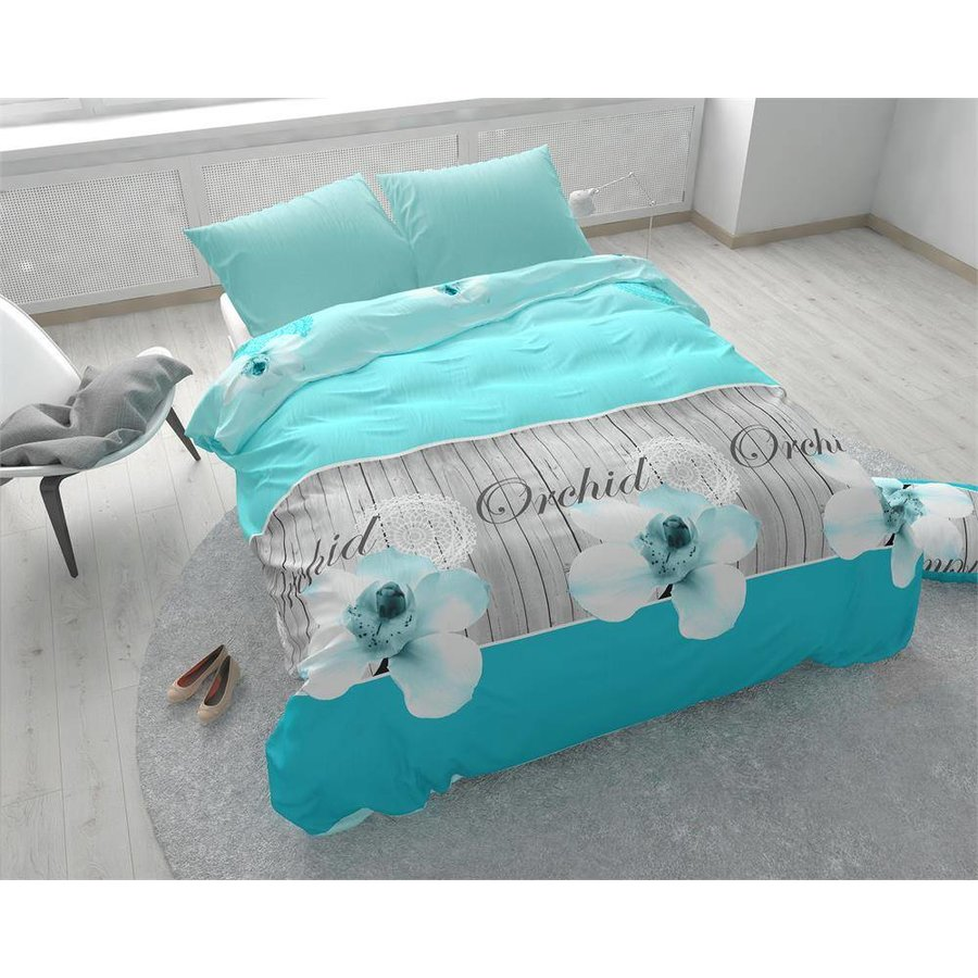 Orchidee 2.0 Turquoise
