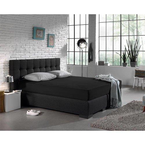 Dreamhouse Hoeslaken Jersey 135 gr. zwart
