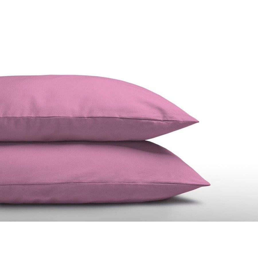 Kissenbezüge aus Baumwolle (2er Set) Pink