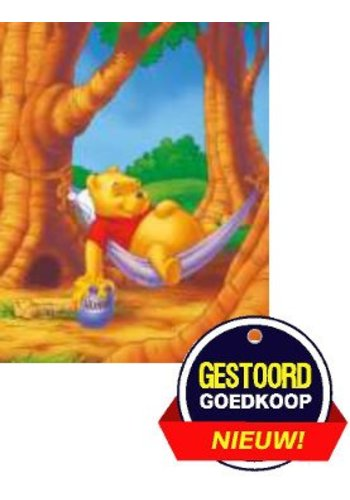 Disney Winnie the Pooh Poster - hangmat - 13x18 cm