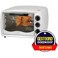 Mini oven - vrijstaand - 19 liter - 1500W