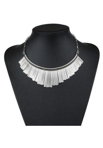 Neckermann Damen Halskette - Silber