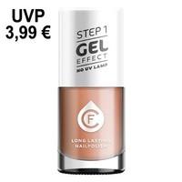 CF-Gel-Effekt Nagellack, Farb-Nr. 126, nackt