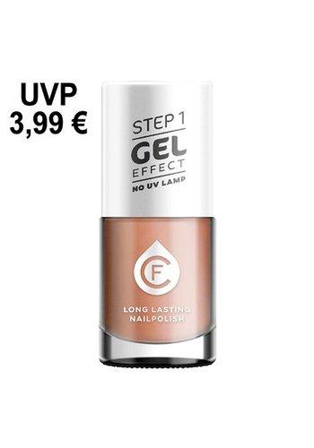 CF CF-Gel-Effekt Nagellack, Farb-Nr. 126, nackt