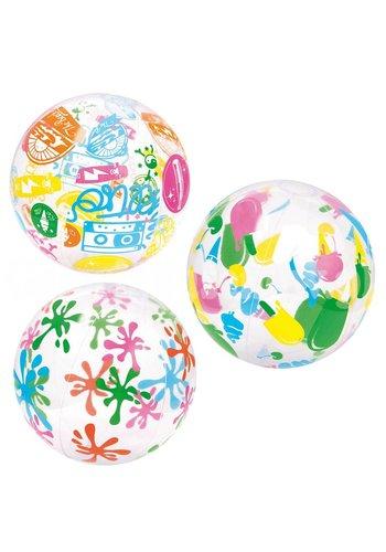 Bestway Ballon de plage - 41 cm - assortis