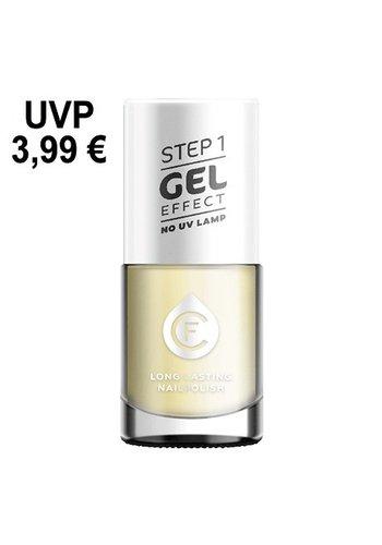 CF CF-Gel-Effekt Nagellack, Farb-Nr. 127, Vanille