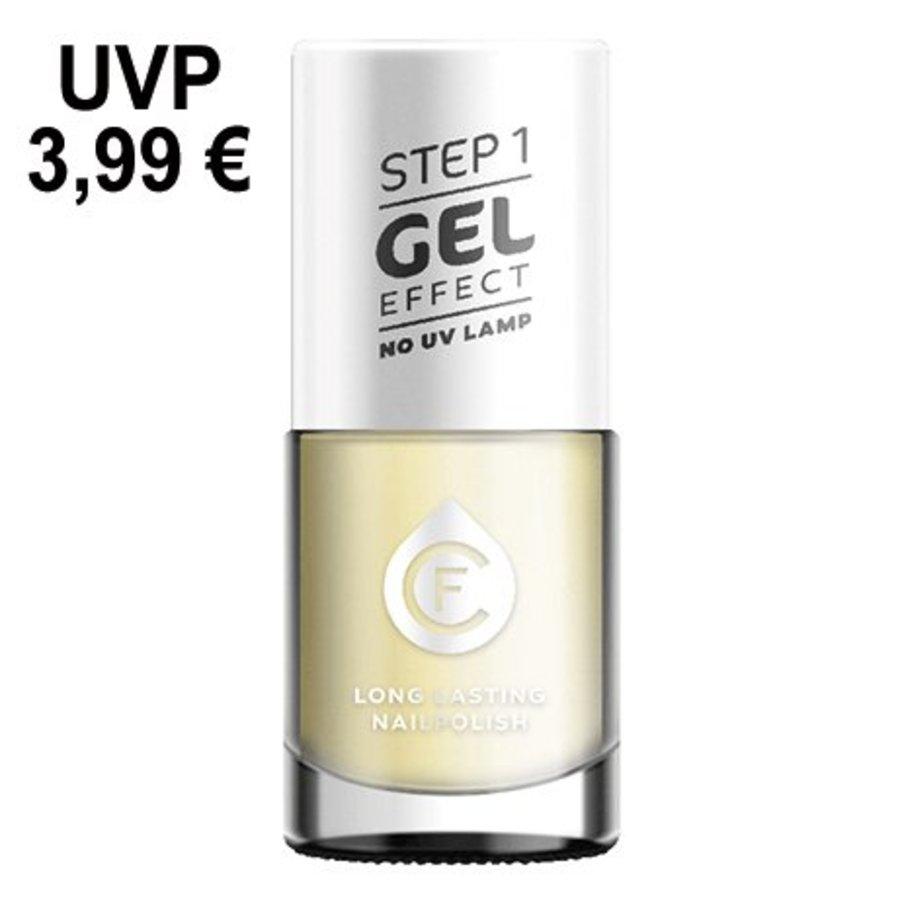 CF-Gel-Effekt Nagellack, Farb-Nr. 127, Vanille