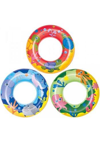 Bestway Zwemband - zeeavontuur - 51 cm - assorti