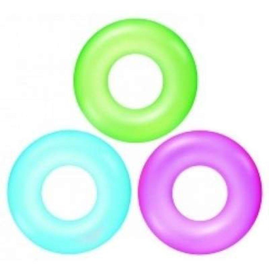 Zwemband - neon - 76 cm - assorti