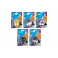 Kattenspeelgoed - opwindbaar  - 6x5 cm - assorti