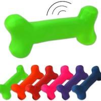 Speelgoedbot voor de hond - 16x8 cm - assorti