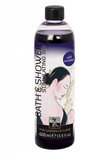 Shiatsu Shiatsu Shower Orchid 400ml
