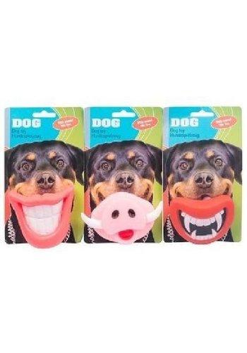 Neckermann Jouet pour chien - dents - assorties