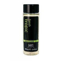Hot Massage Oil 100ml