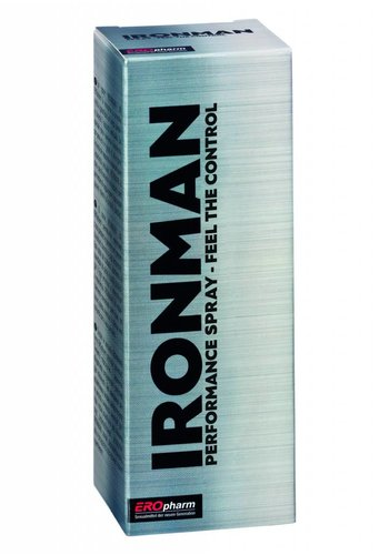 Joy Division Ironman Control Spray 30ml