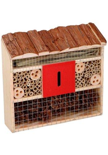 Lifetime Garden Hôtel des insectes - 30x10x28 cm