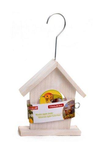 Lifetime Garden Voederhuis voor appels - 17x5x29.5 cm
