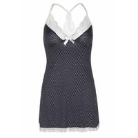 Polka Dot Jersey Unterkleid