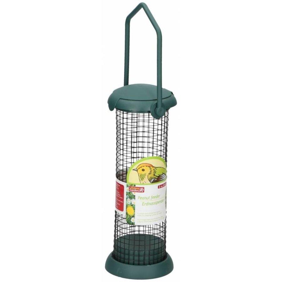 Vogelvoer silo voor buitenvogels - pindasilo - 22 cm