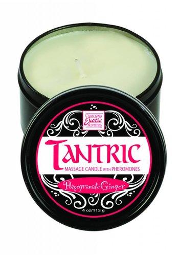 Calexotics Erotische massage kaars Tantric Candle w. Pheromones