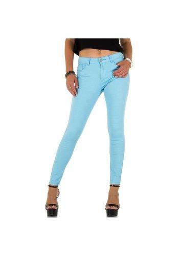 Daysie Jeans Damen Jeans - hellblau