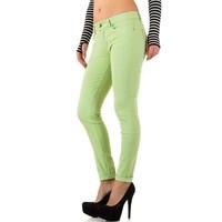 Damen Jeans - LT. grün