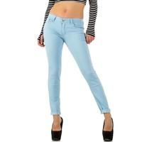 Damen Jeans - LT.blau