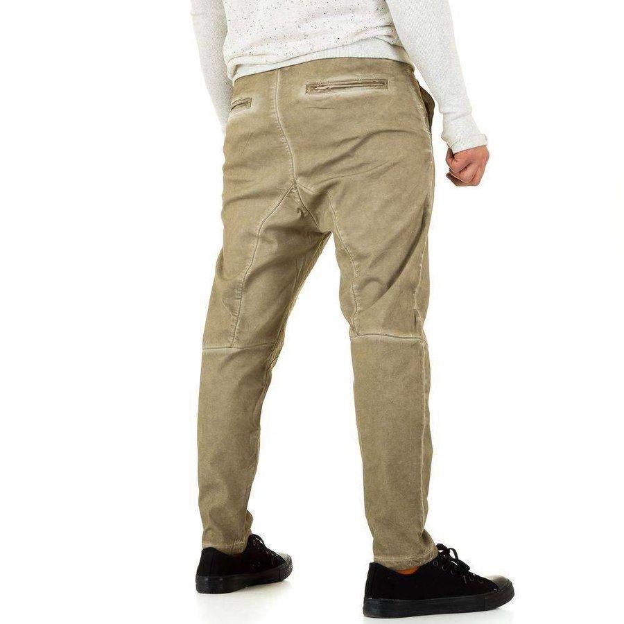 Herren Hose von Y.Two Jeans - camel