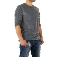Herren Sweatshirt von Y.Two Jeans - D.grey