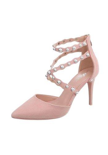 Neckermann Dames Hoge hak schoenen - roze
