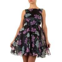Sommer Damen Kleid - lila