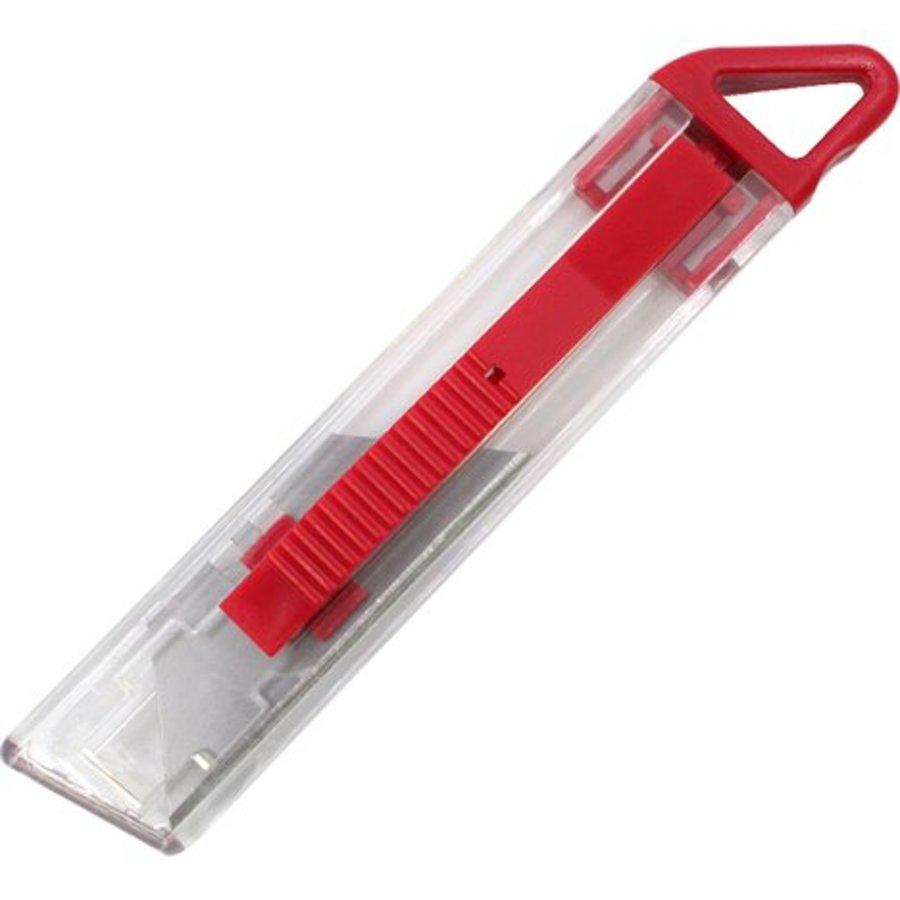Universalmesser 12cm m. Sicherheits-Schnappklinge
