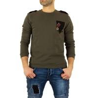 Herren Sweatshirt von Uniplay - khaki
