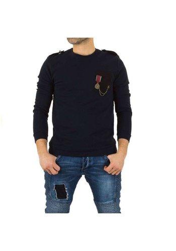 Neckermann Herren Sweatshirt von Uniplay - DK.blue