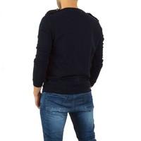Herren Sweatshirt von Uniplay - DK.blue