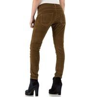 Damen Jeans - Taupe