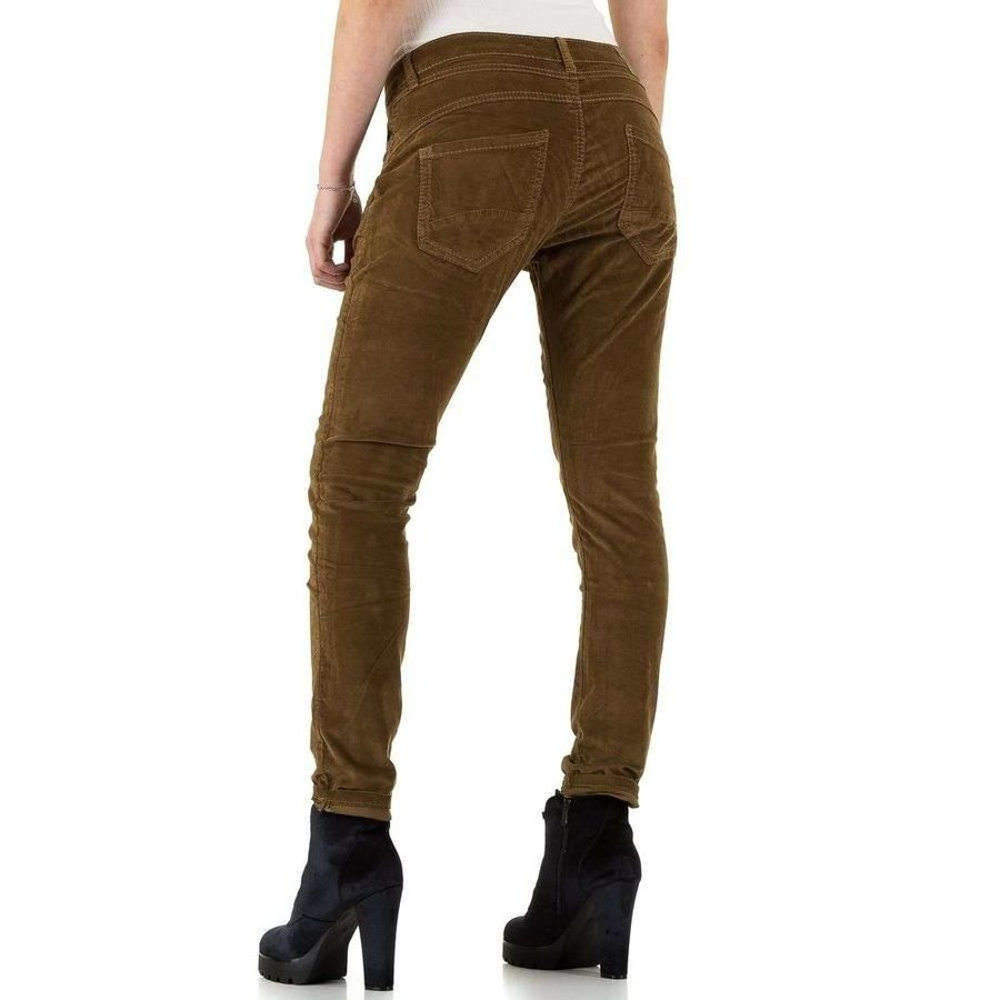 Damen Jeans - Taupe